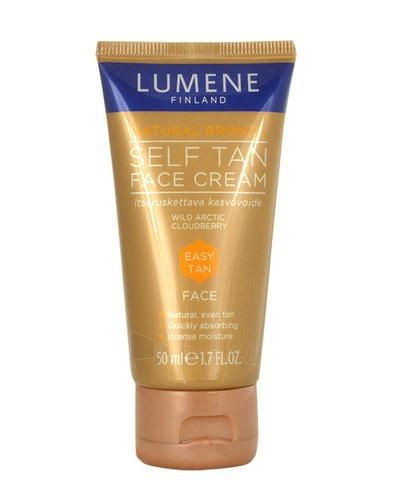 Kremas veidui Lumene Natural Bronze Self Tan Face Cream Cosmetic 50ml Paveikslėlis 1 iš 1 310820003472