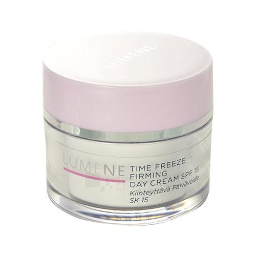 Kremas veidui Lumene Time Freeze Firming Day Cream SPF15 Cosmetic 50ml Paveikslėlis 1 iš 1 250840402361