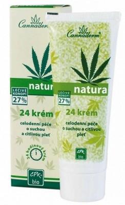 Natura - 24 cream for dry skin Paveikslėlis 1 iš 1 250840401083