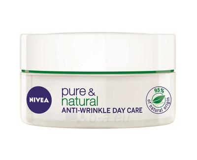 Nivea Daily Cream Anti-Wrinkle Pure & Natural 50 ml Paveikslėlis 1 iš 1 250840401915