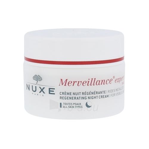 Nuxe Merveillance Visible Lines Night Cream Cosmetic 50ml Paveikslėlis 1 iš 1 250840402212