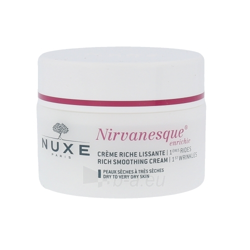 Nuxe Nirvanesque 1st Wrinkles Rich Smoothing Cream Cosmetic 50ml Paveikslėlis 1 iš 1 250840402150