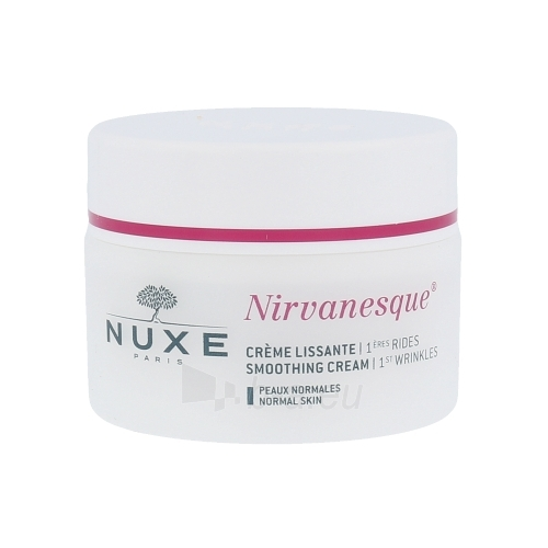 Kremas veidui Nuxe Nirvanesque 1st Wrinkles Smoothing Cream Cosmetic 50ml Paveikslėlis 1 iš 1 250840402151
