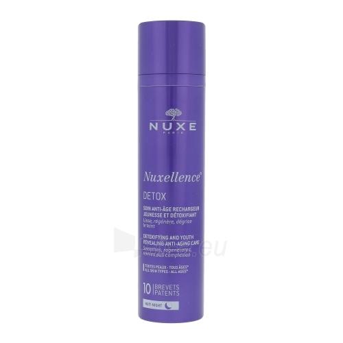 Kremas veidui Nuxe Nuxellence Detox Anti-Aging Night Care Cosmetic 50ml Paveikslėlis 1 iš 1 250840402380