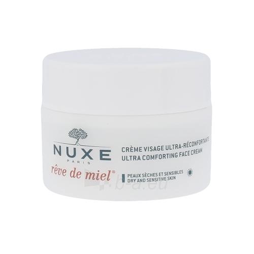 Nuxe Reve de Miel Ultra Comfortable Face Cream Cosmetic 50ml Paveikslėlis 1 iš 1 250840402214