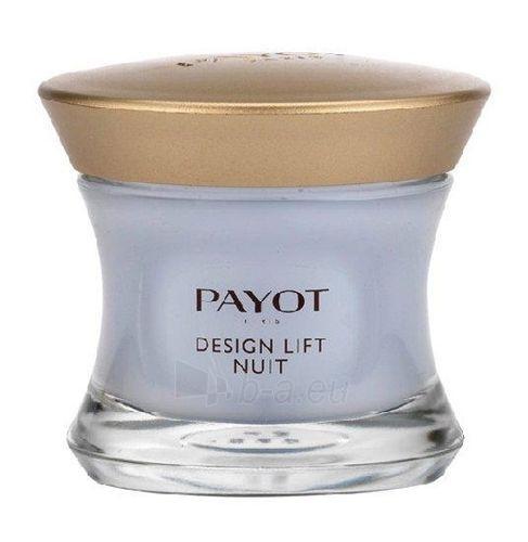 Payot Design Lift Nuit Intensive Night Cream Cosmetic 50ml Paveikslėlis 1 iš 1 250840400628