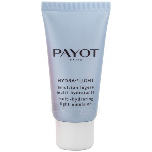 Kremas veidui Payot Hydra24 Light Emulsion Cosmetic 50ml Paveikslėlis 1 iš 1 250840400632