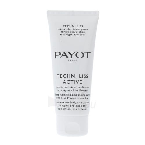 Payot Techni Liss Active Deep Wrinkles Smoothing Care Cosmetic 100ml Paveikslėlis 1 iš 2 250840401651