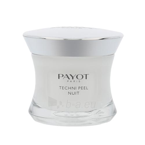 Kremas veidui Payot Techni Liss Nuit Re-surfacing Care Cosmetic 50ml Paveikslėlis 1 iš 1 250840401654