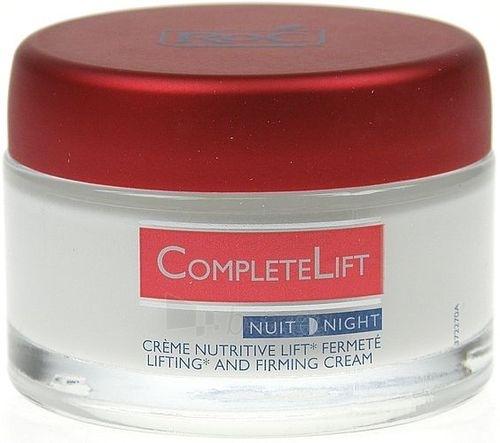 Kremas veidui RoC CompleteLift Night Cream Cosmetic 50ml (Damaged box) Paveikslėlis 1 iš 1 250840400646