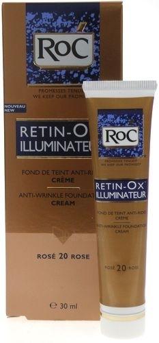 Kremas veidui RoC Retin Ox Illuminateur Cream Cosmetic 30ml Paveikslėlis 1 iš 1 250840400651
