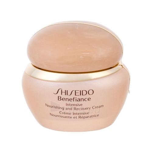 Kremas veidui Shiseido BENEFIANCE Intensive Nourishing and Recovery Cream Cosmetic 50ml Paveikslėlis 1 iš 1 250840400660