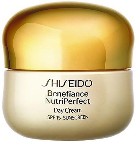 Shiseido BENEFIANCE NutriPerfect Day Cream SPF15 Cosmetic 4ml Paveikslėlis 1 iš 1 250840400934