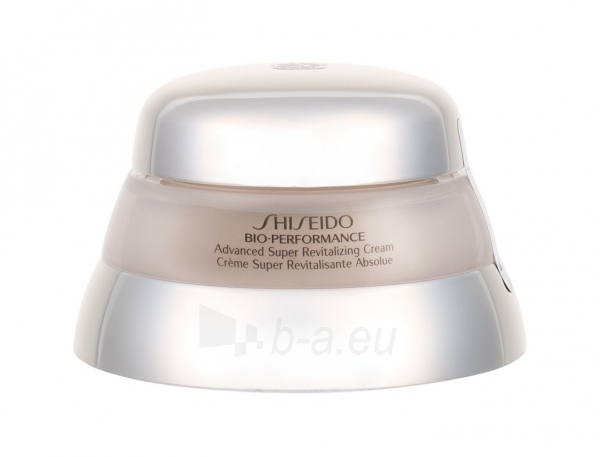 Shiseido BIO-PERFORMANCE Advanced Super Revitalizing Cream Cosmetic 75ml Paveikslėlis 1 iš 1 250840401638