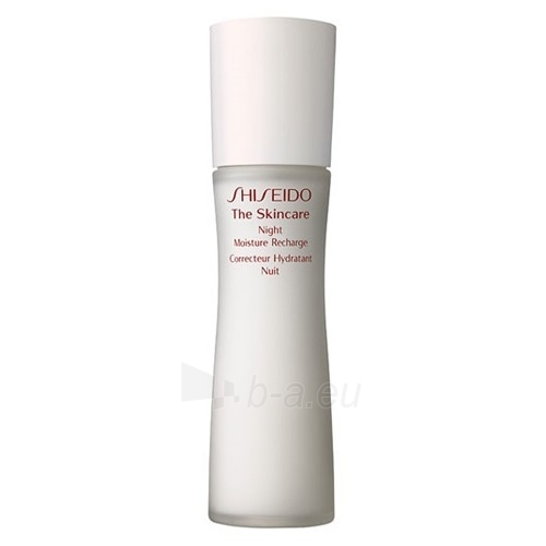 Shiseido THE SKINCARE Night Moisture Recharge Cosmetic 75ml (tester) Paveikslėlis 1 iš 1 250840401116