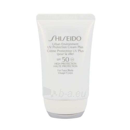 Shiseido Urban Environment UV Protection Cream Plus SPF50 Cosmetic 50ml (testeris) Paveikslėlis 1 iš 1 250840401117