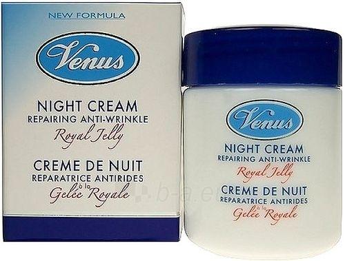 Venus Night Cream Repairing Anti Wrinkle Cosmetic 50ml Paveikslėlis 1 iš 1 250840400715