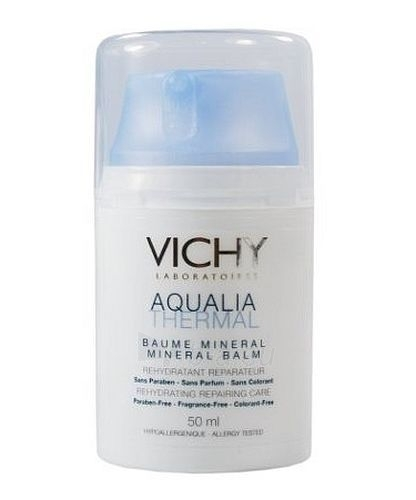Vichy Aqualia Thermal Baume Mineral Moisturizing balm Cosmetic 50ml Paveikslėlis 1 iš 1 250840400031