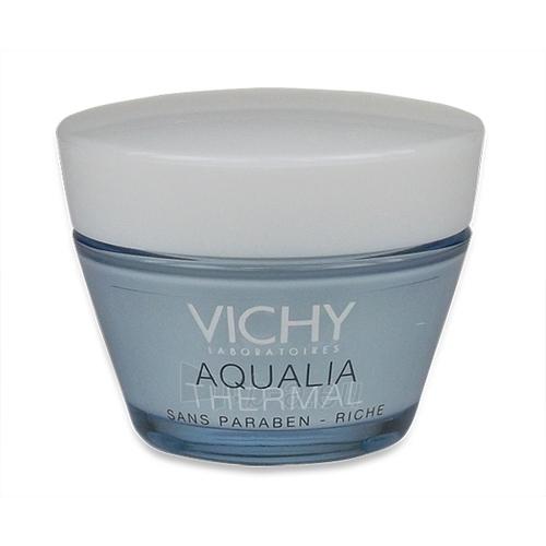 Vichy Aqualia Thermal Rich Cosmetic 50ml (pažeista pakuotė) Paveikslėlis 1 iš 1 250840401331