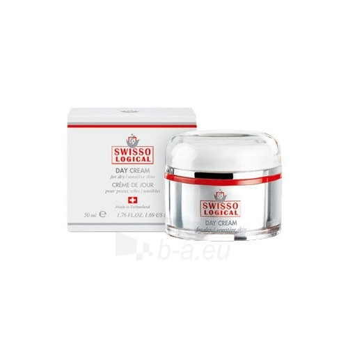 Zepter Swisso Logical Day Cream Dry Skin Cosmetic 50ml Paveikslėlis 1 iš 1 250840400826