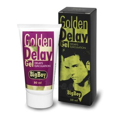 Kremas vyrams Big Boy Golden Delay (50ml) Paveikslėlis 2 iš 2 2514131000192
