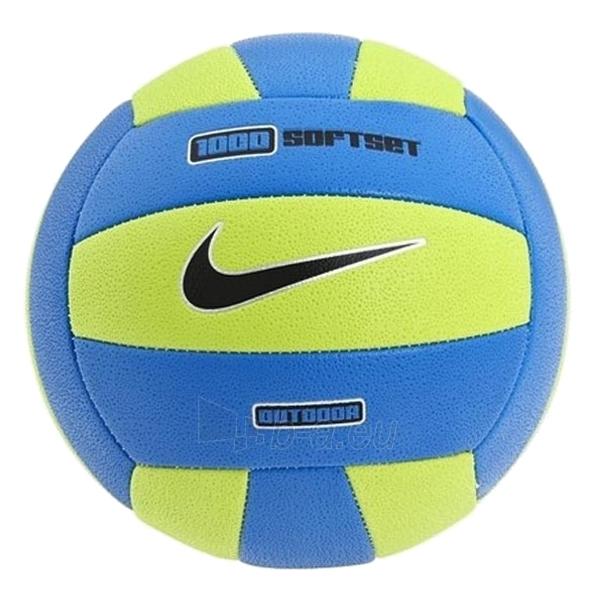 Krepšinio kamuolys 1000 SOFTSET OUTDOOR VOLLEYBALL Paveikslėlis 1 iš 1 310820081522
