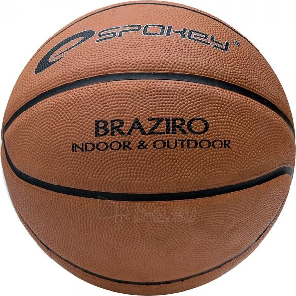 Krepšinio kamuolys BRAZIRO 832894 Paveikslėlis 1 iš 2 250520101066