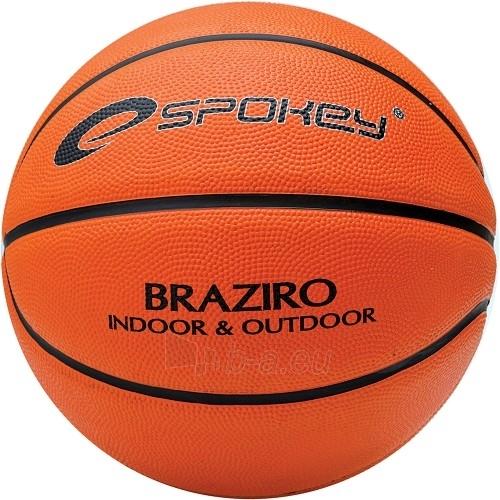 Krepšinio kamuolys BRAZIRO 832894 Paveikslėlis 2 iš 2 250520101066