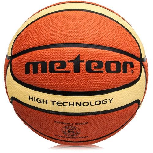Krepšinio kamuolys Meteor Training 6 Paveikslėlis 2 iš 2 310820090211