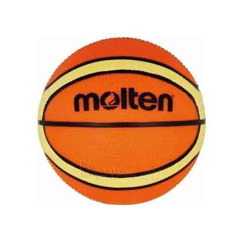 Krepšinio kamuolys Molten B100VG Paveikslėlis 1 iš 1 310820040121