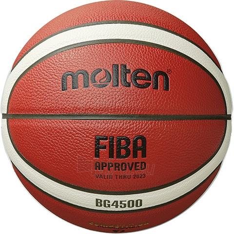 Krepšinio kamuolys MOLTEN B6G4500X Paveikslėlis 1 iš 1 310820221620