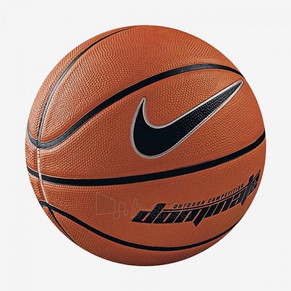 Krepšinio kamuolys Nike Dominate BB0361-801 Paveikslėlis 1 iš 1 250520101087
