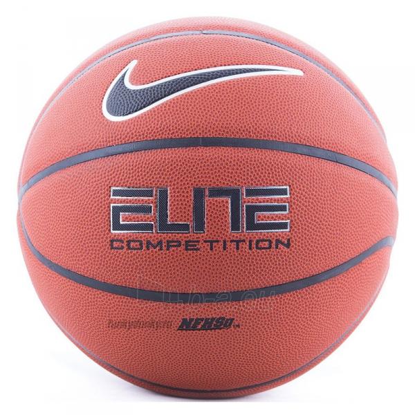 Krepšinio kamuolys Nike Elite Competition 8-Panel 7 BB0446-801 Paveikslėlis 1 iš 1 250520101090