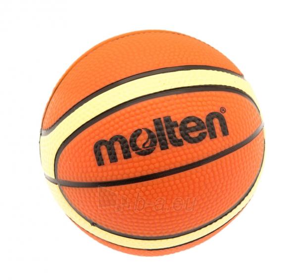 Krepšinio kamuolys Rubber B100VG Paveikslėlis 1 iš 1 310820022318