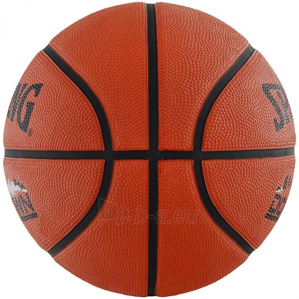 Krepšinio kamuolys Spalding NBA downtown 2017 brick black 83204Z Paveikslėlis 2 iš 2 310820192037