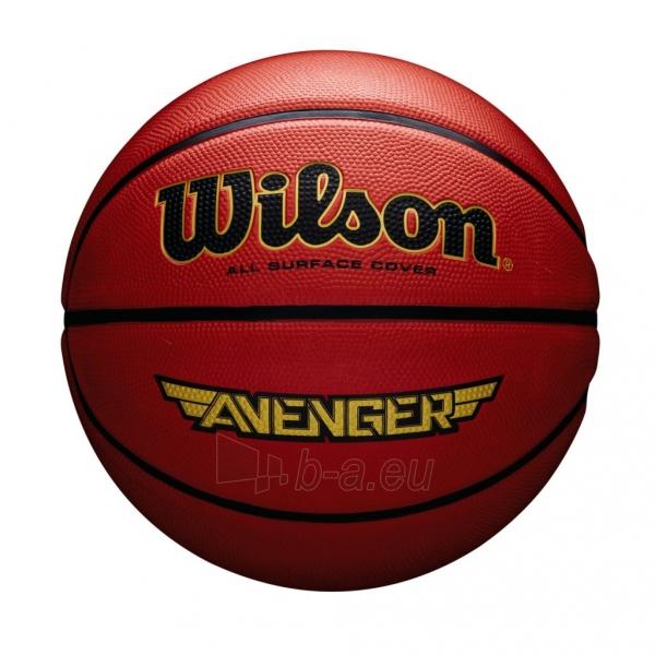 Krepšinio kamuolys Wilson Avenger Paveikslėlis 1 iš 1 310820138887