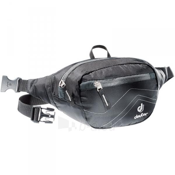Krepšys ant diržo Belt I black-anthracite Paveikslėlis 1 iš 1 310820100144