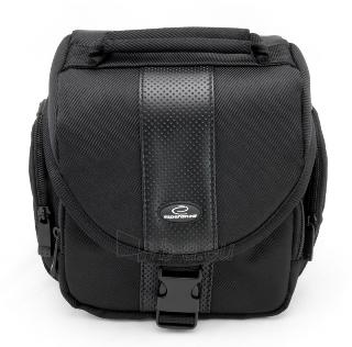 Krepšys/Dėklas Esperanza ET145 skirtas fotoaparatui ir priedams |Juodas Paveikslėlis 1 iš 10 2502220409001418