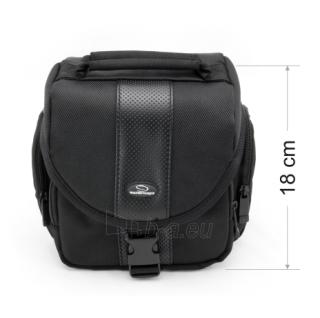 Krepšys/Dėklas Esperanza ET145 skirtas fotoaparatui ir priedams |Juodas Paveikslėlis 5 iš 10 2502220409001418