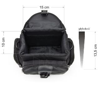 Krepšys/Dėklas Esperanza ET145 skirtas fotoaparatui ir priedams |Juodas Paveikslėlis 4 iš 10 2502220409001418