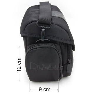 Krepšys/Dėklas Esperanza ET145 skirtas fotoaparatui ir priedams |Juodas Paveikslėlis 3 iš 10 2502220409001418