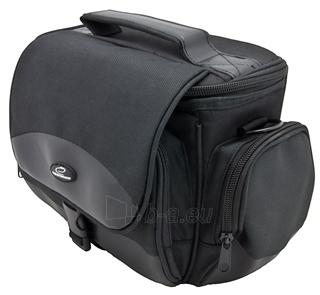Krepšys/Dėklas Esperanza ET147 skirtas fotoaparatui ir priedams |Juodas Paveikslėlis 1 iš 9 2502220409001420