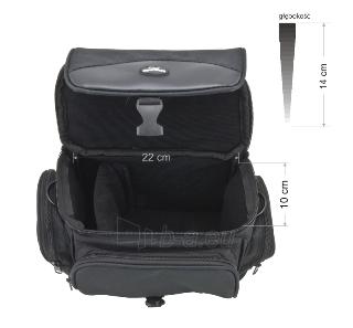 Krepšys/Dėklas Esperanza ET147 skirtas fotoaparatui ir priedams |Juodas Paveikslėlis 5 iš 9 2502220409001420