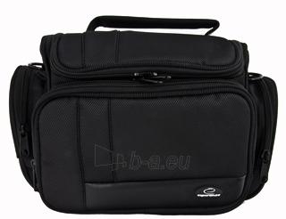 Krepšys/Dėklas Esperanza ET151 skirtas fotoaparatui ir priedams |Juodas Paveikslėlis 1 iš 10 2502220409001424