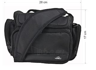 Krepšys/Dėklas Esperanza ET151 skirtas fotoaparatui ir priedams |Juodas Paveikslėlis 5 iš 10 2502220409001424