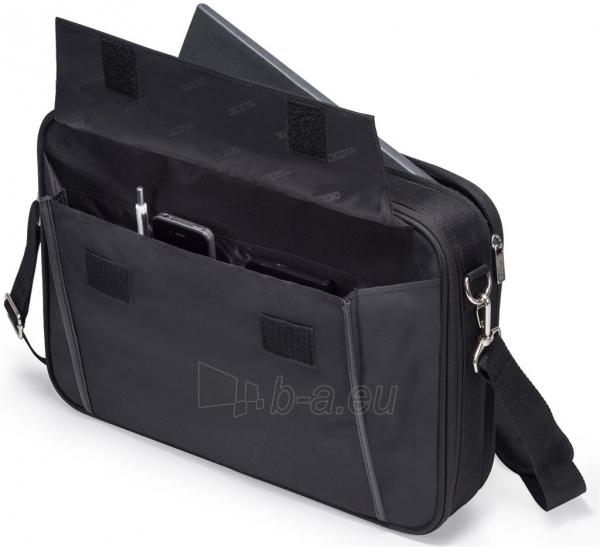 Krepšys Dicota Multi Plus BASE 15 - 17.3 Black Paveikslėlis 3 iš 4 250256202880