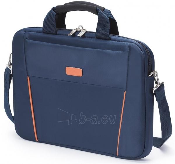 Bag Dicota Slim 12 - 13.3 Mėlynai oranžinis Paveikslėlis 1 iš 7 250256202794