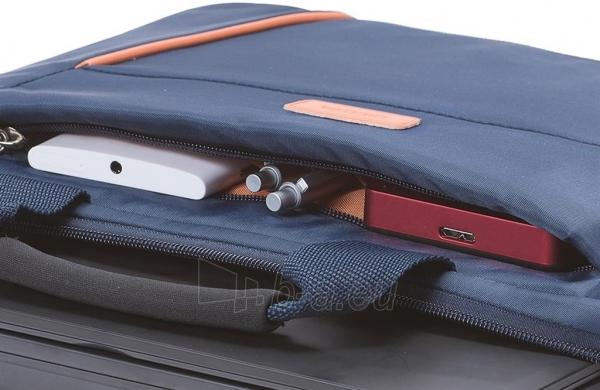 Bag Dicota Slim 12 - 13.3 Mėlynai oranžinis Paveikslėlis 2 iš 7 250256202794