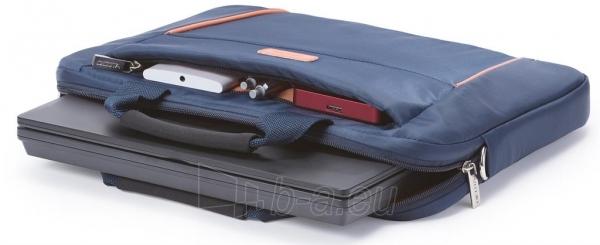 Bag Dicota Slim 12 - 13.3 Mėlynai oranžinis Paveikslėlis 3 iš 7 250256202794