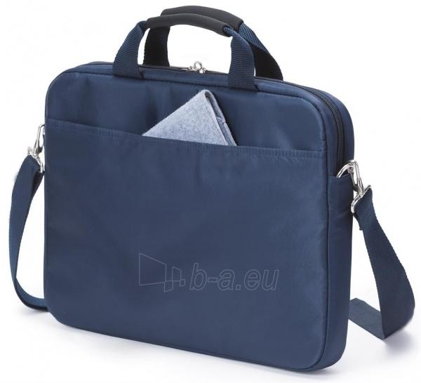 Bag Dicota Slim 12 - 13.3 Mėlynai oranžinis Paveikslėlis 4 iš 7 250256202794